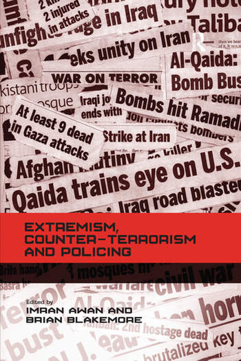 Extremism, Counter-terrorism and Policing book cover