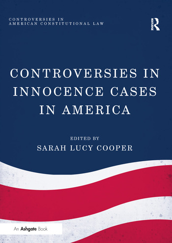 Controversies in Innocence Cases in America book cover