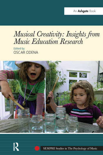Musical Creativity: Insights from Music Education Research book cover