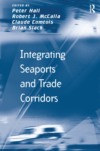 Integrating Seaports and Trade Corridors book cover