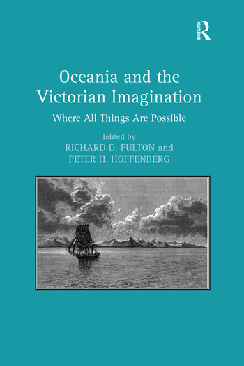Oceania and the Victorian Imagination Where All Things Are Possible book cover