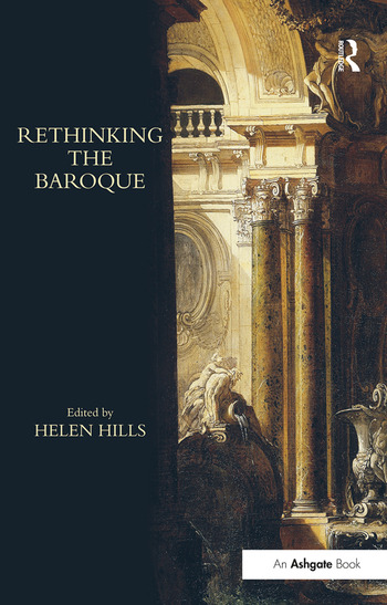 Rethinking the Baroque book cover
