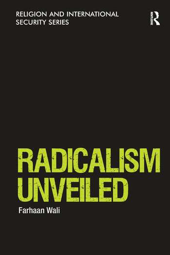 Radicalism Unveiled book cover