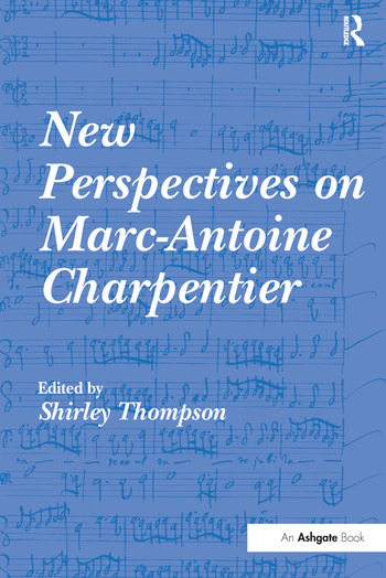 New Perspectives on Marc-Antoine Charpentier book cover