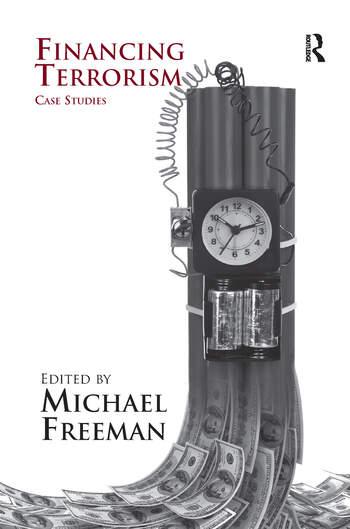 Financing Terrorism Case Studies book cover