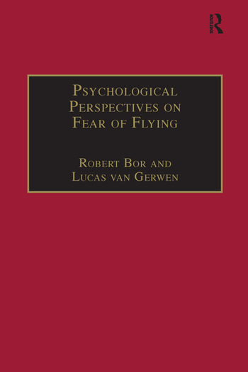 Psychological Perspectives on Fear of Flying book cover