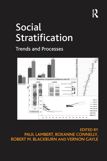 Social Stratification Trends and Processes book cover