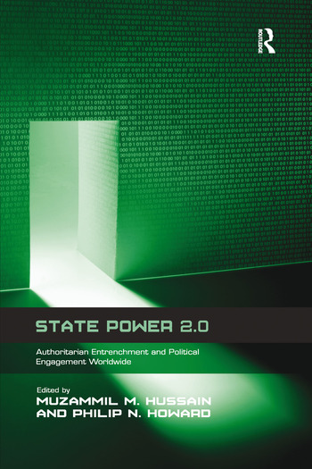 State Power 2.0 Authoritarian Entrenchment and Political Engagement Worldwide book cover