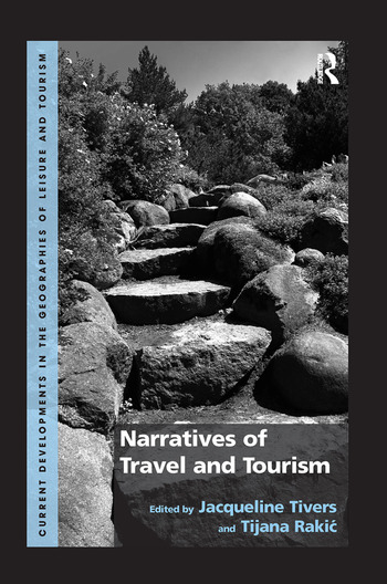 Narratives of Travel and Tourism book cover