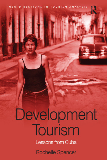 Development Tourism Lessons from Cuba book cover