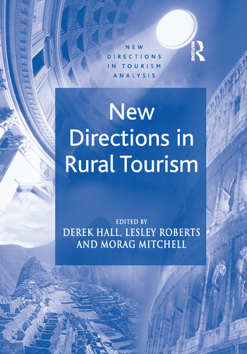 New Directions in Rural Tourism book cover