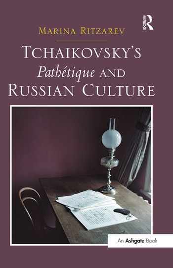 Tchaikovsky's Pathétique and Russian Culture book cover