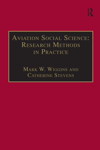 Aviation Social Science: Research Methods in Practice book cover