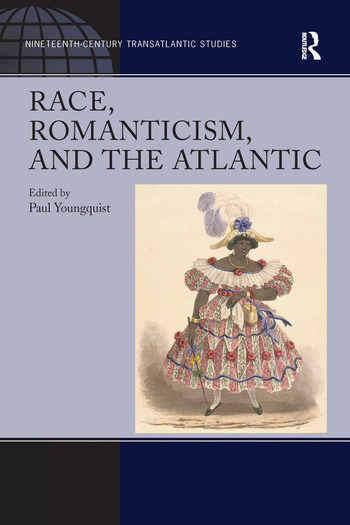 Race, Romanticism, and the Atlantic book cover