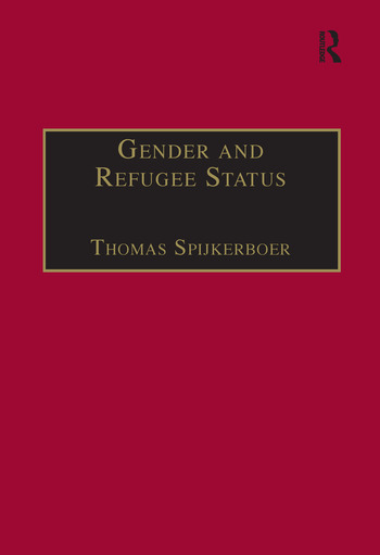 Gender and Refugee Status book cover