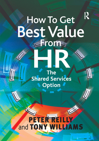 How To Get Best Value From HR The Shared Services Option book cover