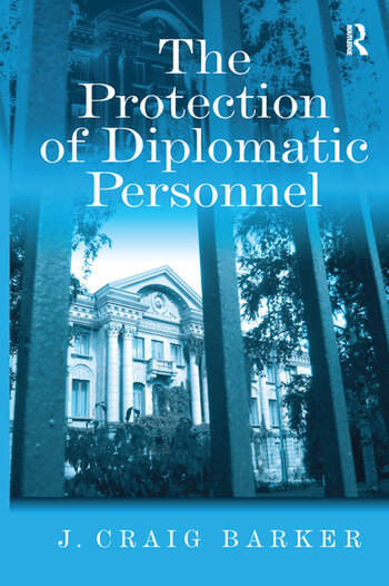 The Protection of Diplomatic Personnel book cover