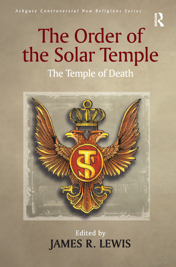 The Order of the Solar Temple The Temple of Death book cover