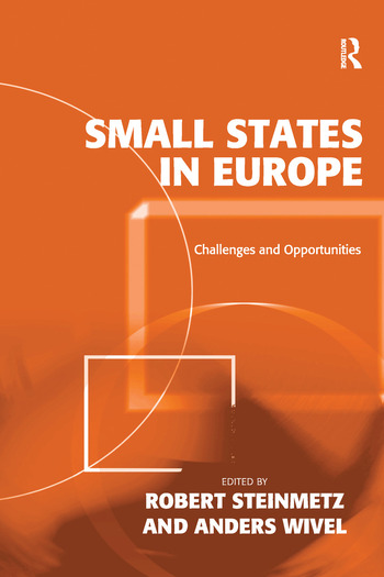 Small States in Europe Challenges and Opportunities book cover