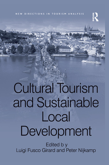 Cultural Tourism and Sustainable Local Development book cover