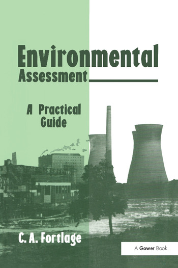 Environmental Assessment A Practical Guide book cover