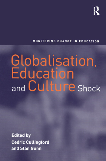 Globalisation, Education and Culture Shock book cover