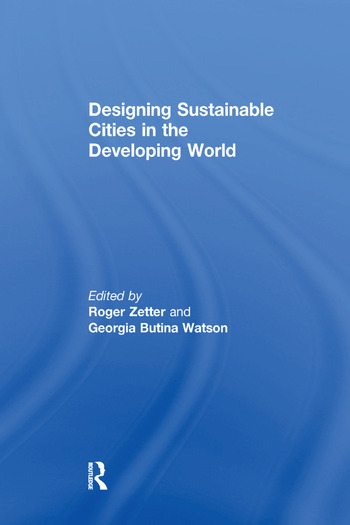 Designing Sustainable Cities in the Developing World book cover