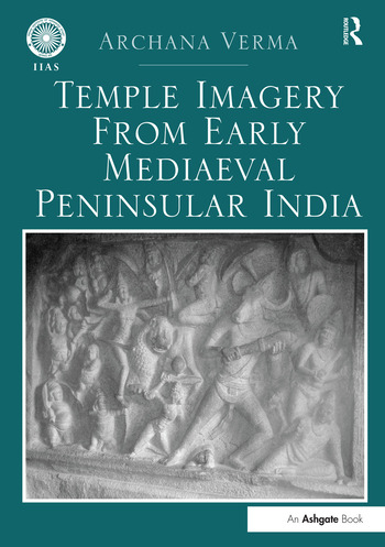 Temple Imagery from Early Mediaeval Peninsular India book cover
