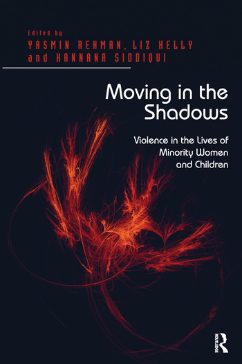 Moving in the Shadows Violence in the Lives of Minority Women and Children book cover