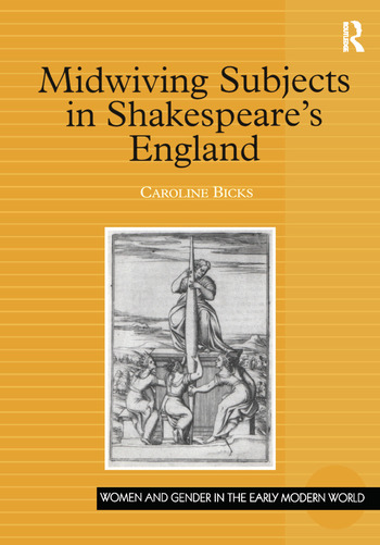 Midwiving Subjects in Shakespeare's England book cover