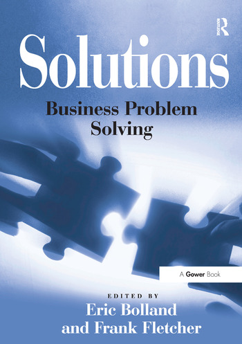 Solutions Business Problem Solving book cover
