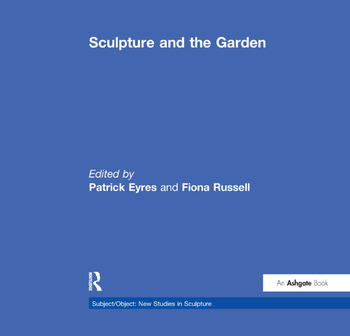 Sculpture and the Garden book cover