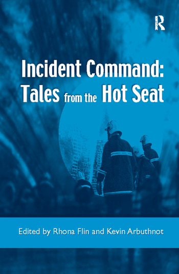 Incident Command: Tales from the Hot Seat book cover