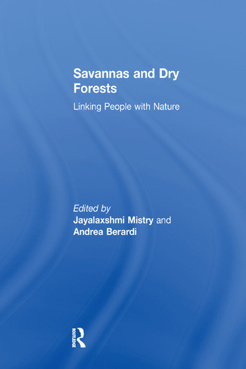 Savannas and Dry Forests Linking People with Nature book cover
