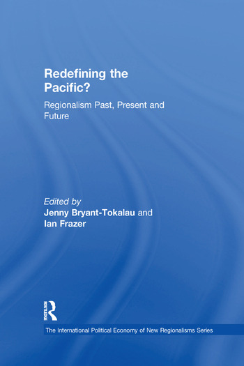 Redefining the Pacific? Regionalism Past, Present and Future book cover