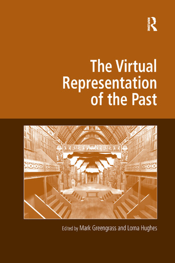 The Virtual Representation of the Past book cover