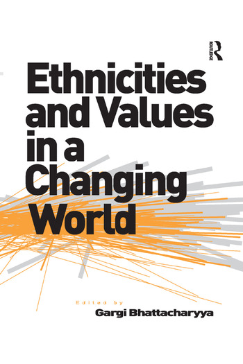 Ethnicities and Values in a Changing World book cover