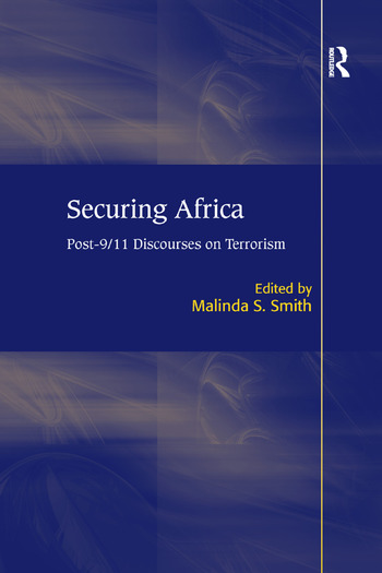 Securing Africa Post-9/11 Discourses on Terrorism book cover
