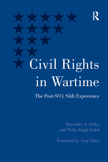 Civil Rights in Wartime The Post-9/11 Sikh Experience book cover