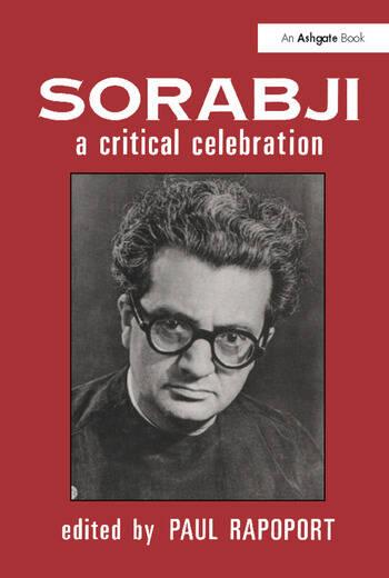 Sorabji: A Critical Celebration book cover