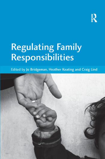 Regulating Family Responsibilities book cover