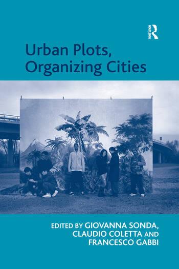 Urban Plots, Organizing Cities book cover