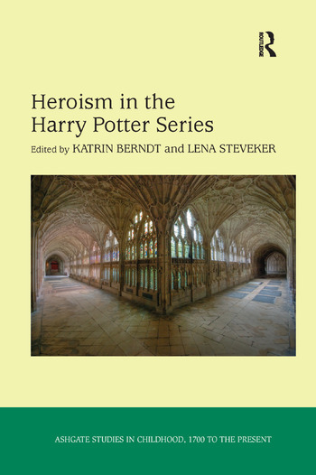 Heroism in the Harry Potter Series book cover