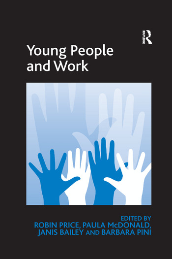 Young People and Work book cover