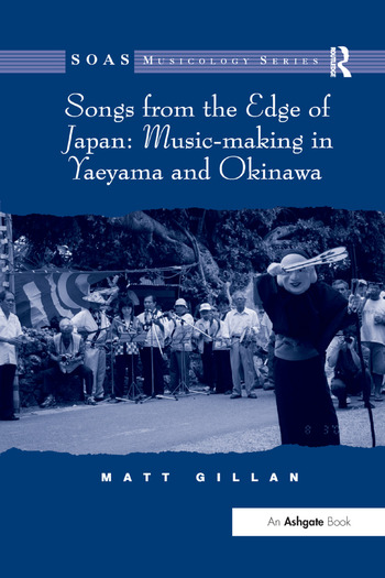 Songs from the Edge of Japan: Music-making in Yaeyama and Okinawa book cover