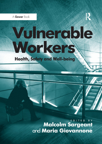 Vulnerable Workers Health, Safety and Well-being book cover