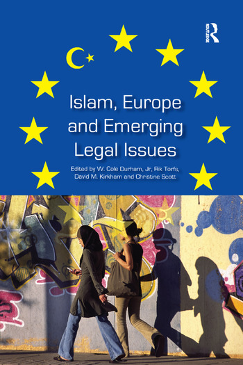 Islam, Europe and Emerging Legal Issues book cover