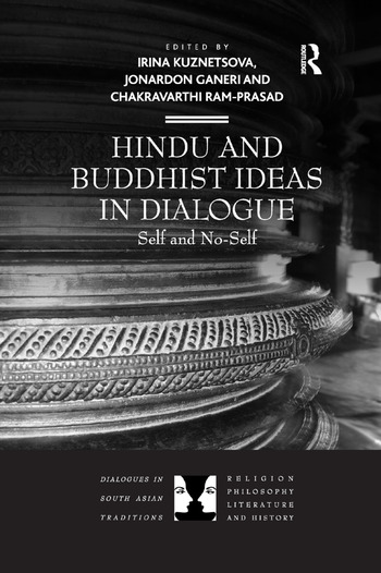 Hindu and Buddhist Ideas in Dialogue Self and No-Self book cover