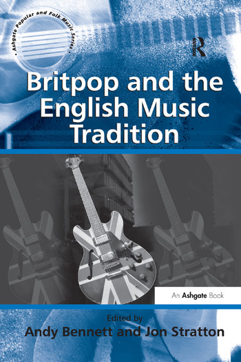 Britpop and the English Music Tradition book cover