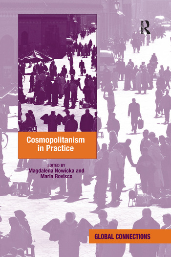 Cosmopolitanism in Practice book cover